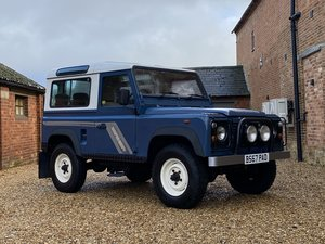 Picture of 1985 Land Rover 90 Defender 7 Seater Power Steering SOLD