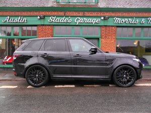 Picture of 2017 Range Rover Sport SVR For Sale