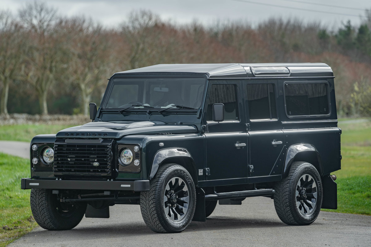 2019 Land Rover Defender 110 V8 Works 70th Anniversary - Aintree For Sale (picture 1 of 12)