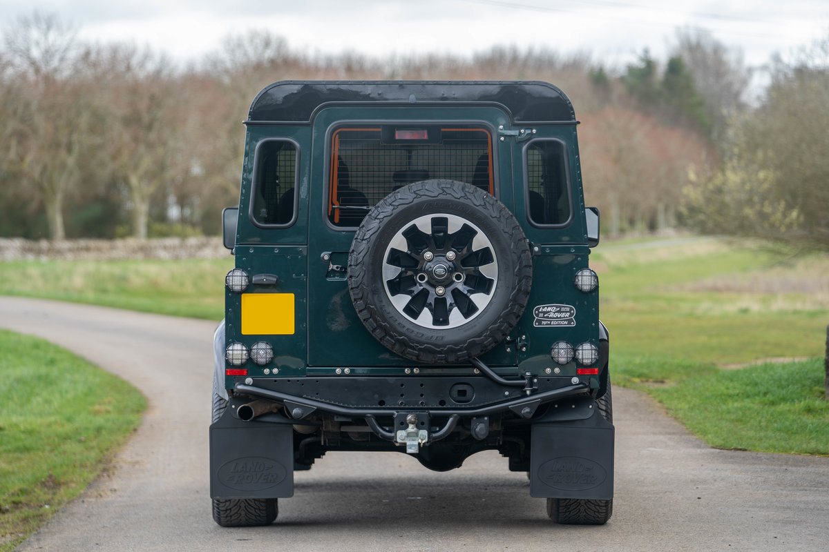 2019 Land Rover Defender 110 V8 Works 70th Anniversary - Aintree For Sale (picture 5 of 12)