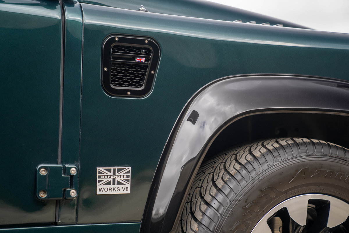 2019 Land Rover Defender 110 V8 Works 70th Anniversary - Aintree For Sale (picture 6 of 12)