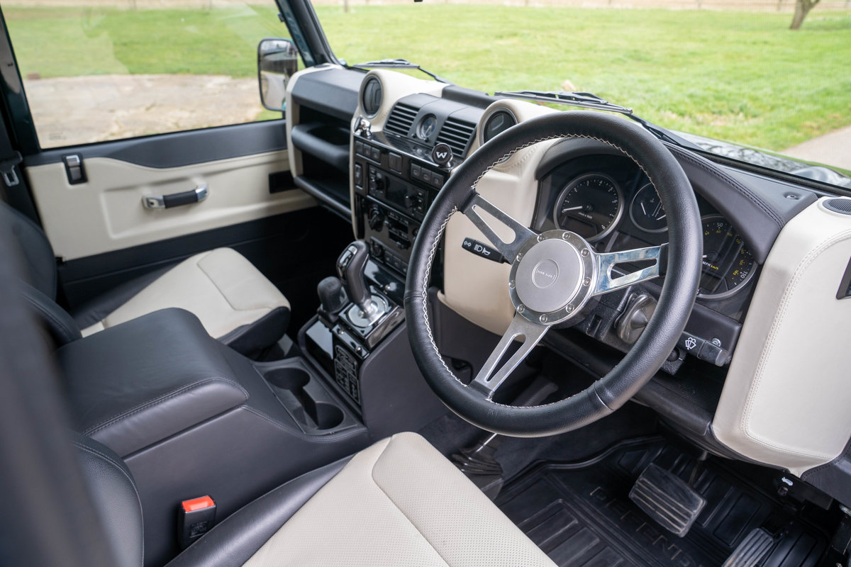 2019 Land Rover Defender 110 V8 Works 70th Anniversary - Aintree For Sale (picture 8 of 12)