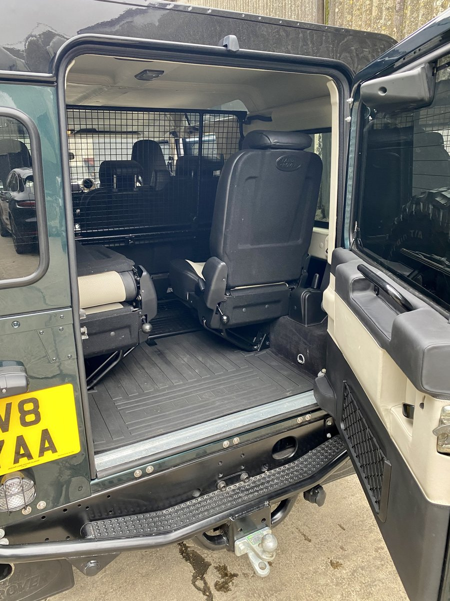 2019 Land Rover Defender 110 V8 Works 70th Anniversary - Aintree For Sale (picture 12 of 12)