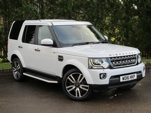Picture of 2016 Land Rover Discovery SDV6 SE Commercial For Sale