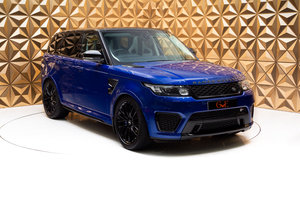 Picture of 2017 Land Rover Range Rover Sport 5.0 V8 Supercharged SVR 4X4 For Sale