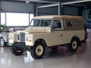 Picture of 1972 Ein echter und vollrestaurierter Safari Land Rover For Sale