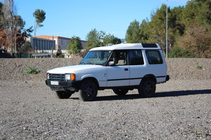 Picture of 1992 LAND ROVER DISCOVERY 2 DOOR 200 TDI (SOLD) For Sale
