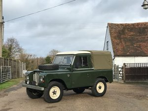 Picture of 1979 Land Rover Series 3 Pick up, 88 inch, SOLD For Sale