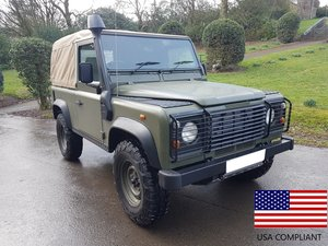 Picture of 1990 LAND ROVER DEFENDER 90 200 TDI For Sale