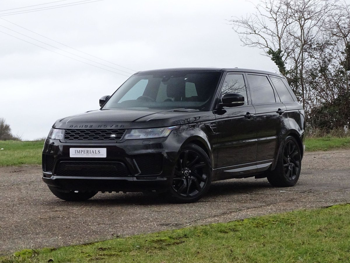 2018 Land Rover RANGE ROVER SPORT SOLD (picture 1 of 20)