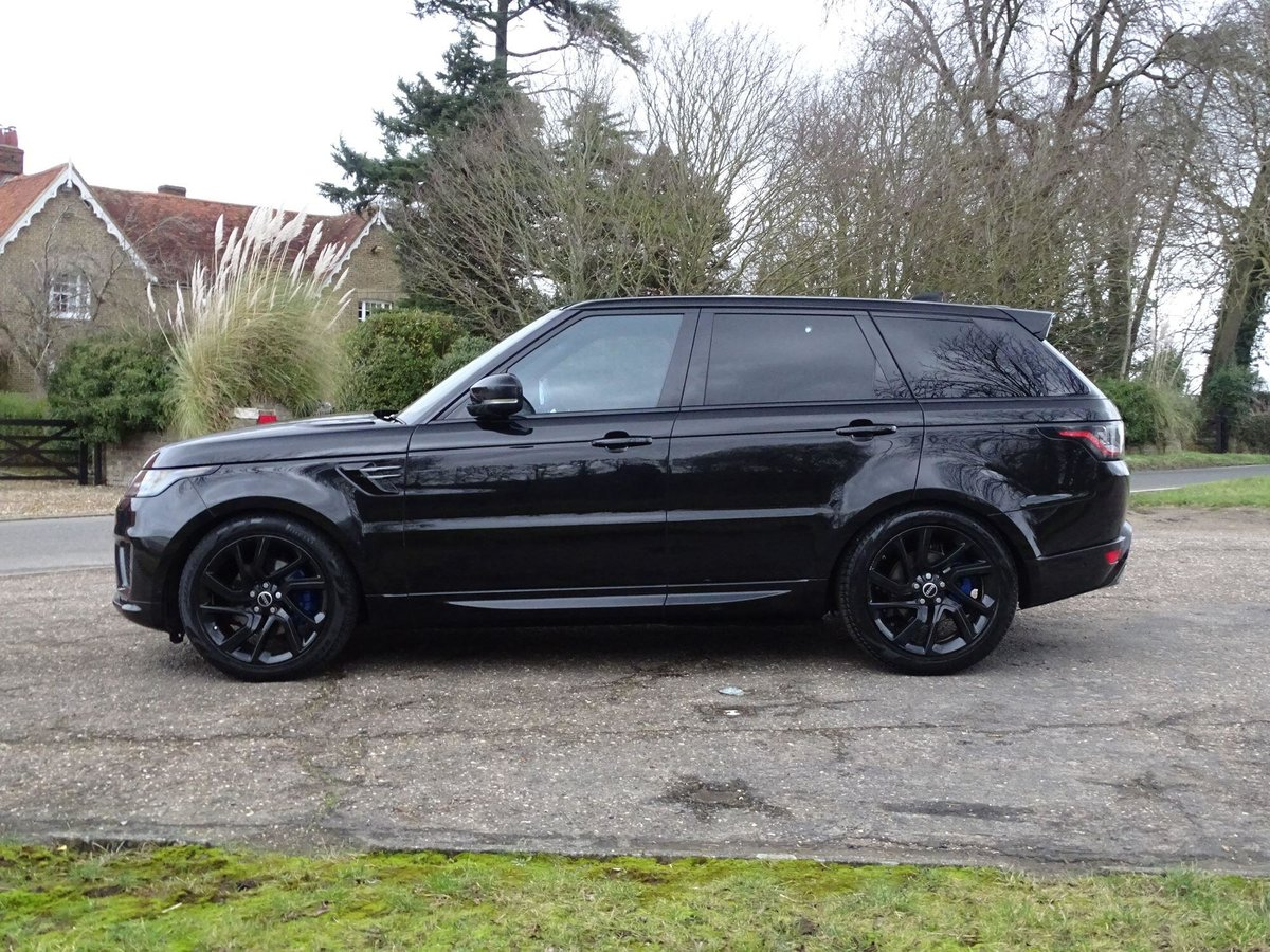 2018 Land Rover RANGE ROVER SPORT SOLD (picture 2 of 20)