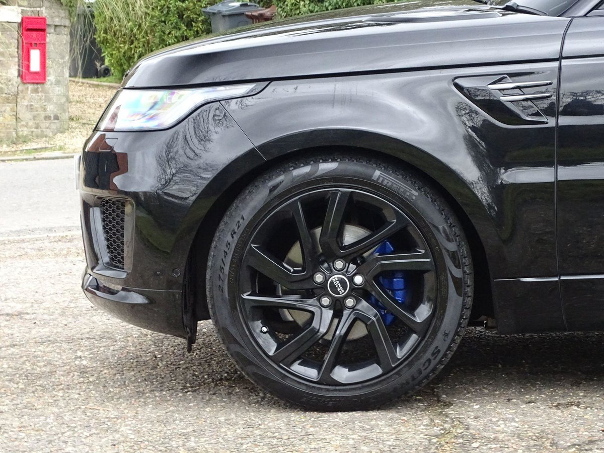 2018 Land Rover RANGE ROVER SPORT SOLD (picture 5 of 20)