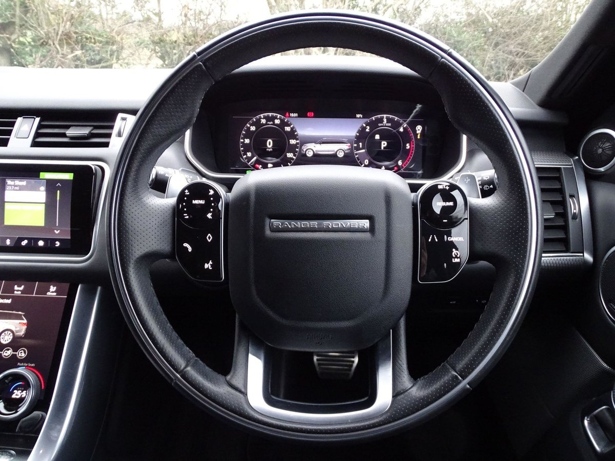 2018 Land Rover RANGE ROVER SPORT SOLD (picture 13 of 20)