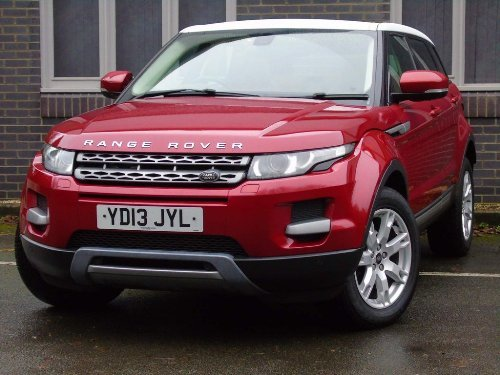 2013 Land Rover Range Rover Evoque 2.2 SD4 Pure Tech AWD 5dr For Sale (picture 1 of 18)