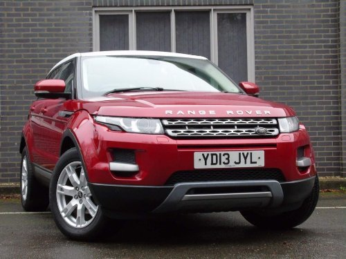2013 Land Rover Range Rover Evoque 2.2 SD4 Pure Tech AWD 5dr For Sale (picture 2 of 18)