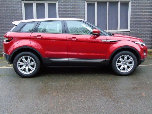 2013 Land Rover Range Rover Evoque 2.2 SD4 Pure Tech AWD 5dr For Sale (picture 3 of 18)