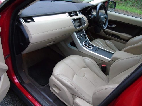 2013 Land Rover Range Rover Evoque 2.2 SD4 Pure Tech AWD 5dr For Sale (picture 9 of 18)