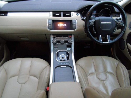 2013 Land Rover Range Rover Evoque 2.2 SD4 Pure Tech AWD 5dr For Sale (picture 12 of 18)