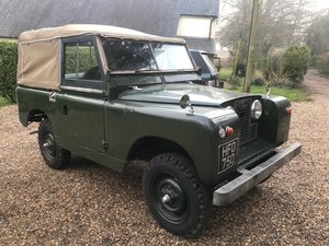 """Picture of Land Rover Series 2 II 1961 SWB 88"""" 2.25 petrol,Full Canvas For Sale"""