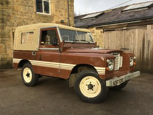 Picture of 1983 Land rover Series 3 For Sale