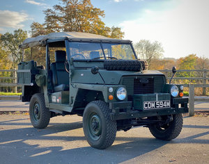 Picture of 1974 Land Rover Series III Lightweight For Sale