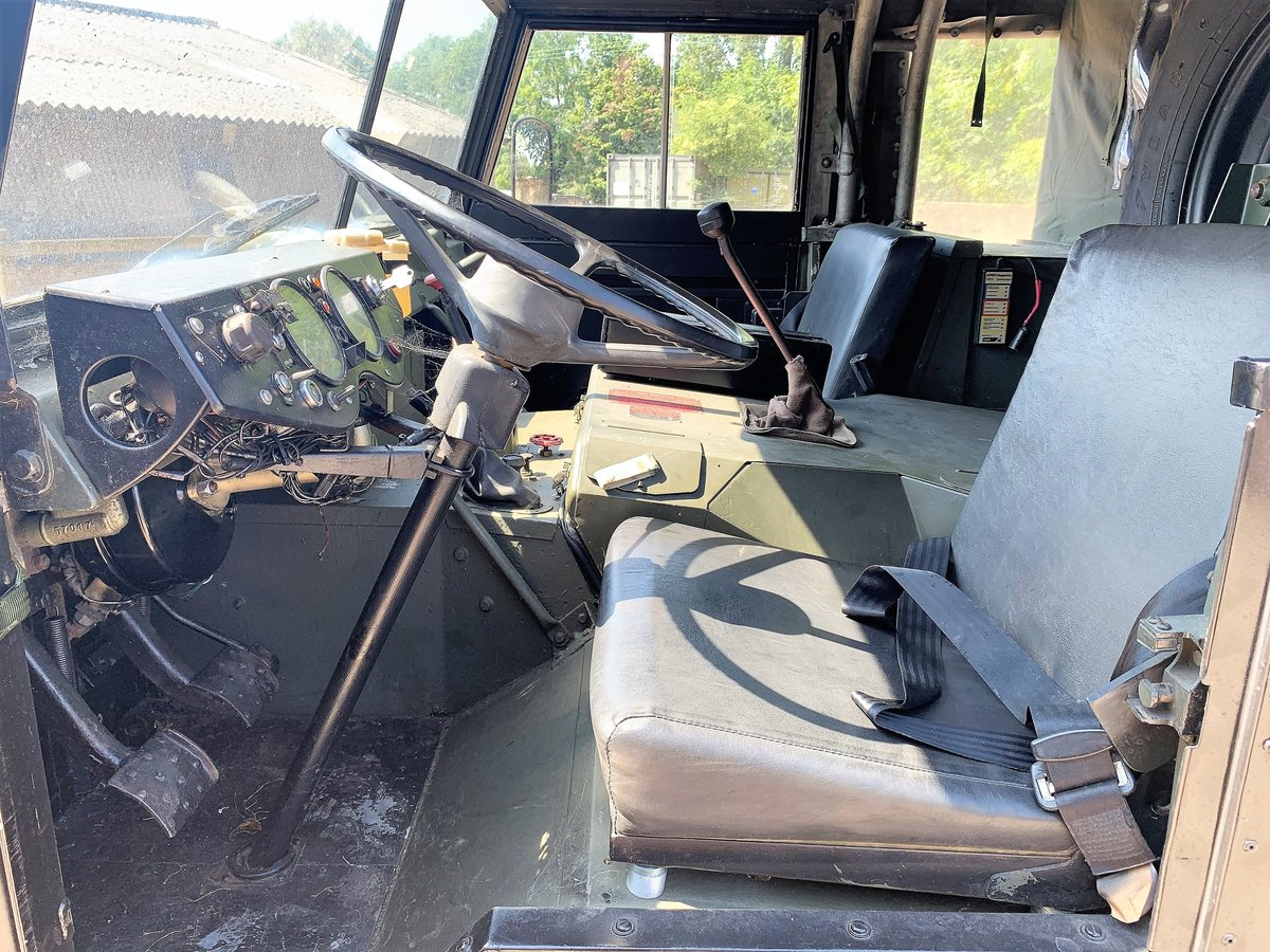 gorgeous 1976 Land Rover 101FC GS left hand drive For Sale (picture 6 of 12)