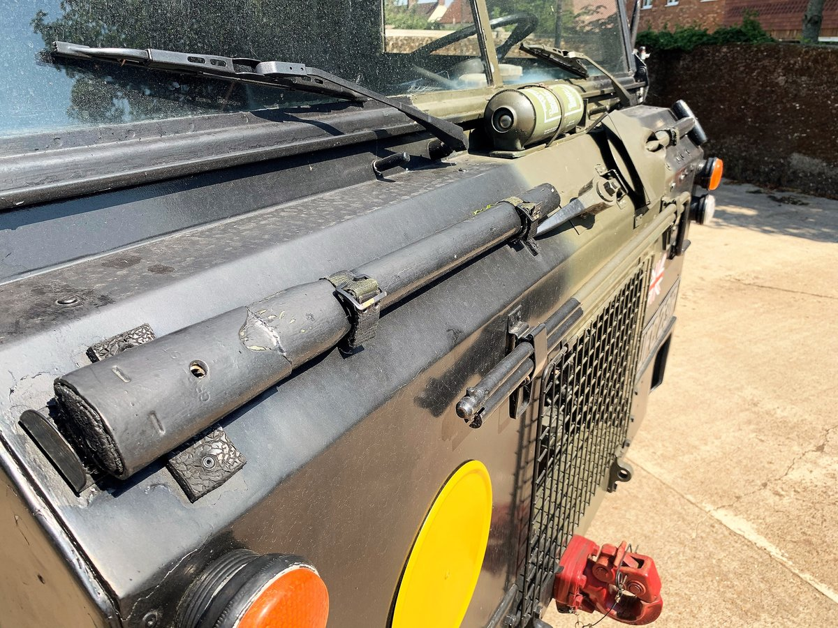 gorgeous 1976 Land Rover 101FC GS left hand drive For Sale (picture 12 of 12)