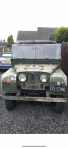 "Picture of 86"" 1956 landrover series 1 Australia military 07880 700636 For Sale"