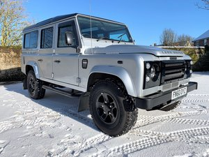 Picture of 2010 superb, low mileage, Defender 110 TDCi CSW 7 seater SOLD