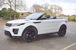Picture of 2017/17 Land Rover Evoque HSE Dynamic TD Convertible For Sale