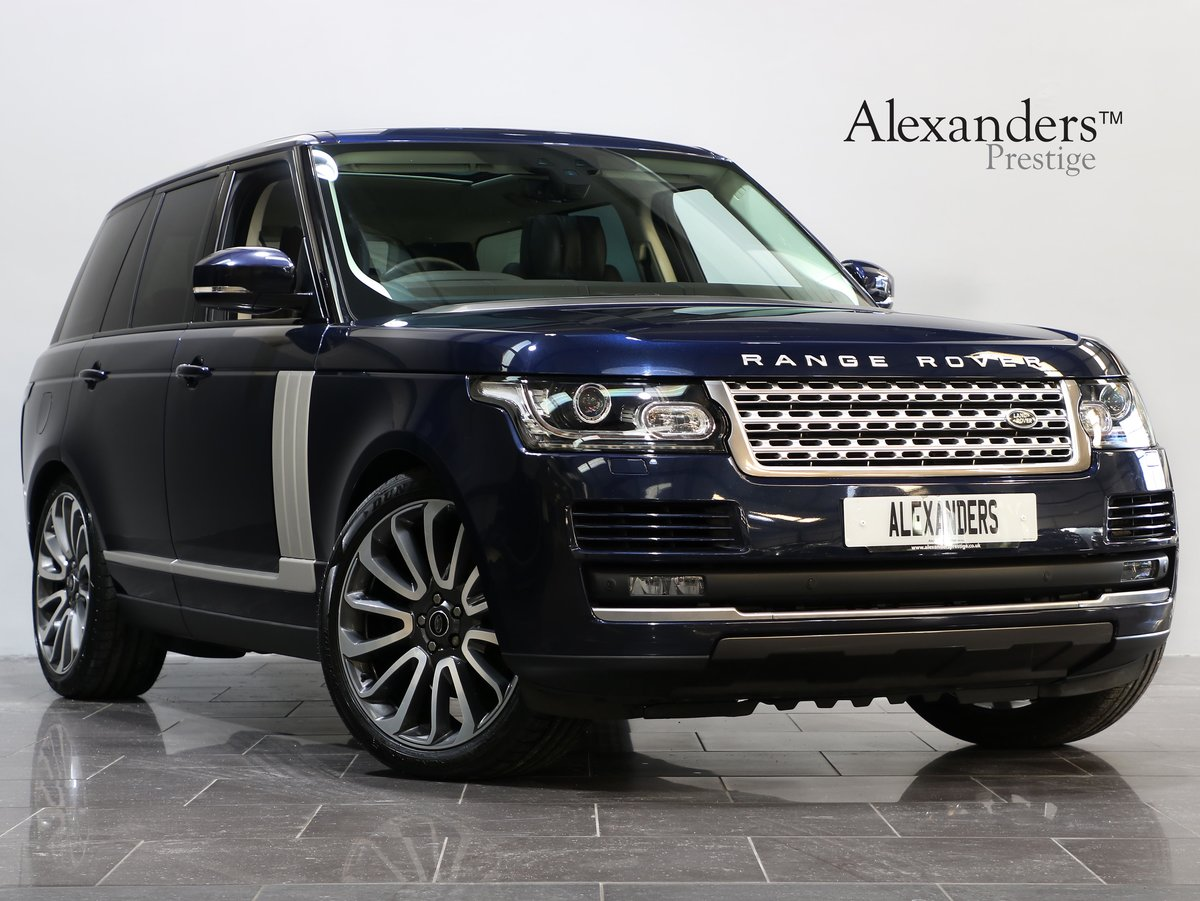 2017 17 17 RANGE ROVER VOGUE 3.0 TD V6 AUTO For Sale (picture 1 of 12)