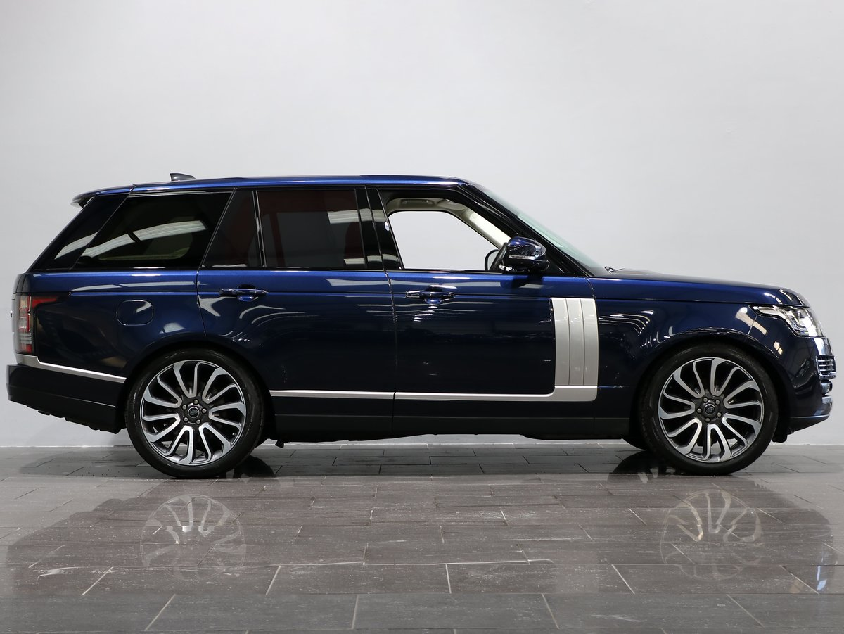 2017 17 17 RANGE ROVER VOGUE 3.0 TD V6 AUTO For Sale (picture 3 of 12)