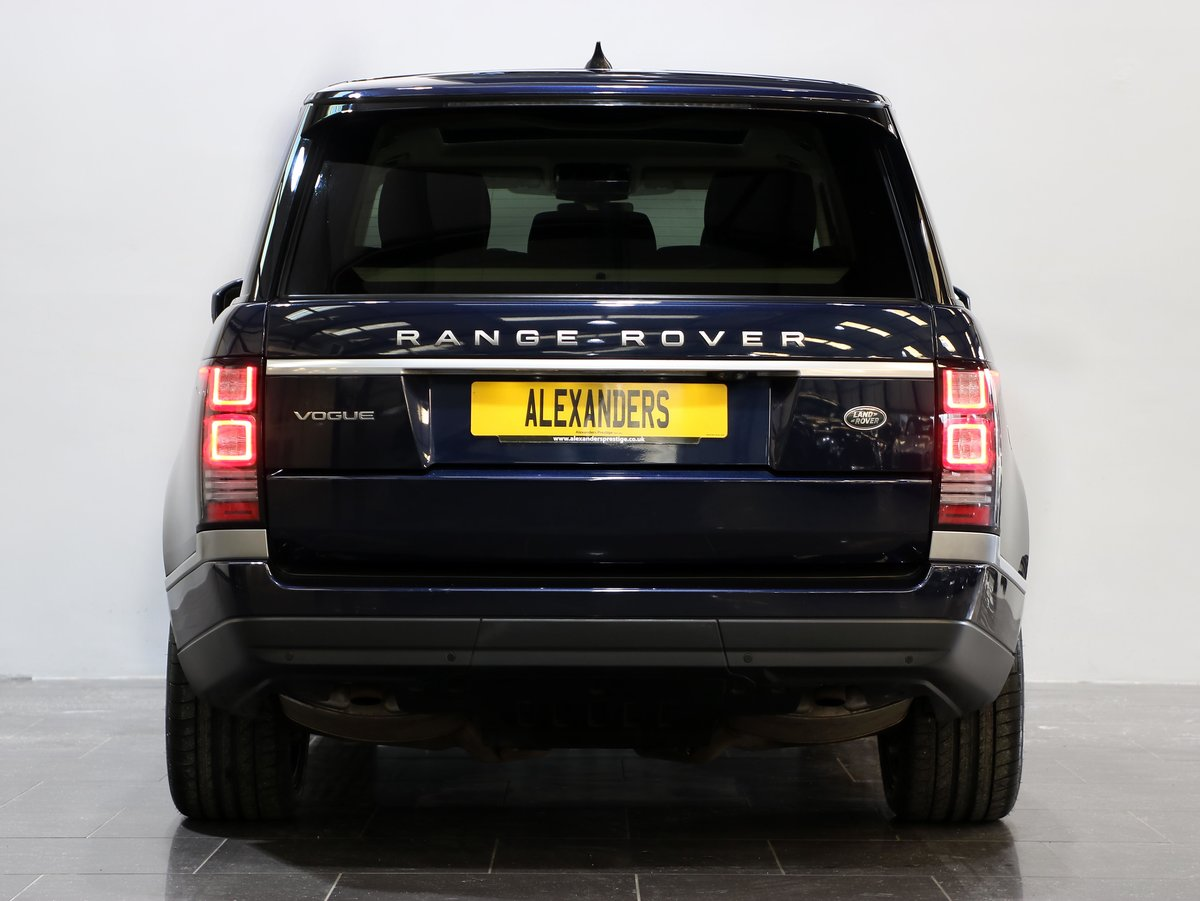 2017 17 17 RANGE ROVER VOGUE 3.0 TD V6 AUTO For Sale (picture 12 of 12)