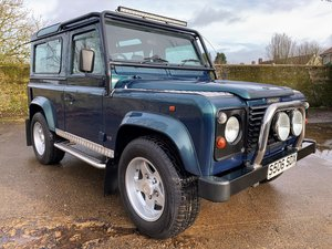 Picture of 1998 Overfinch Land Rover Defender 90 50th ann 460iV8 auto SOLD