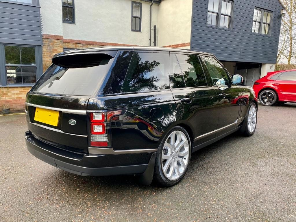 £29,950 : 2014 RANGE ROVER VOGUE SD 4.4 V8 For Sale (picture 3 of 12)