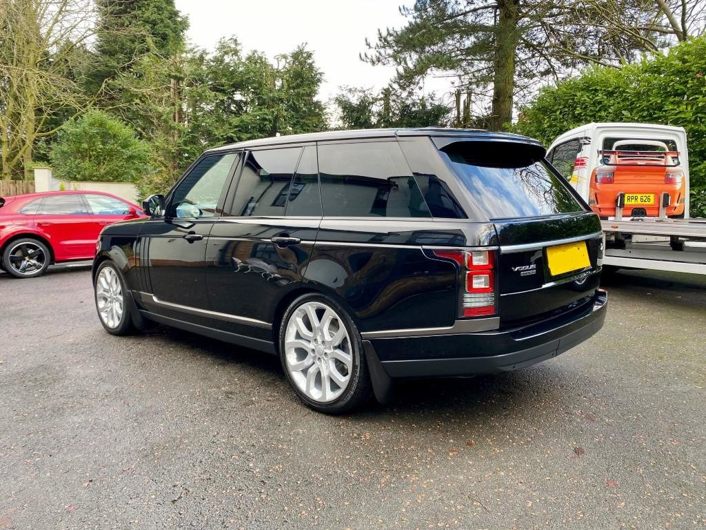 £29,950 : 2014 RANGE ROVER VOGUE SD 4.4 V8 For Sale (picture 4 of 12)
