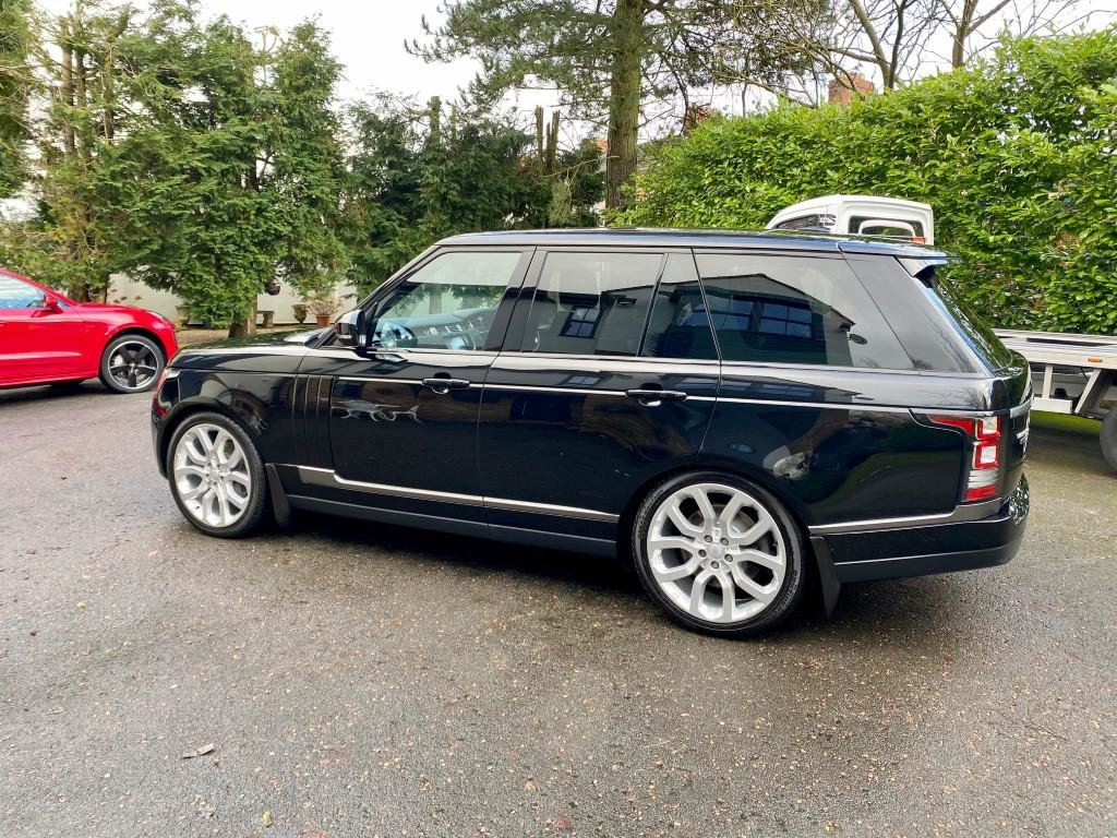£29,950 : 2014 RANGE ROVER VOGUE SD 4.4 V8 For Sale (picture 5 of 12)