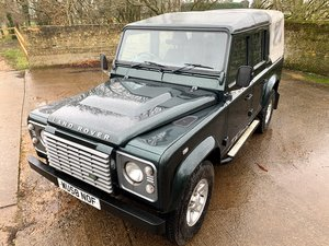 Picture of 2008/58 Defender 110 TDCi XS Doublecab SOLD