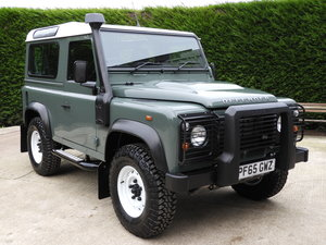 Picture of 2016 LAND ROVER DEFENDER 90 2.2TDCI COUNTY/XS STATION WAGON For Sale
