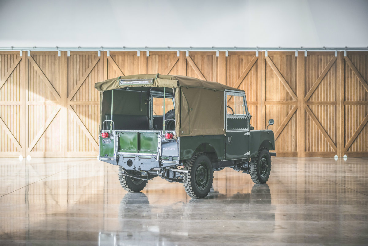 1958 Land Rover Series One 88 For Sale (picture 2 of 6)