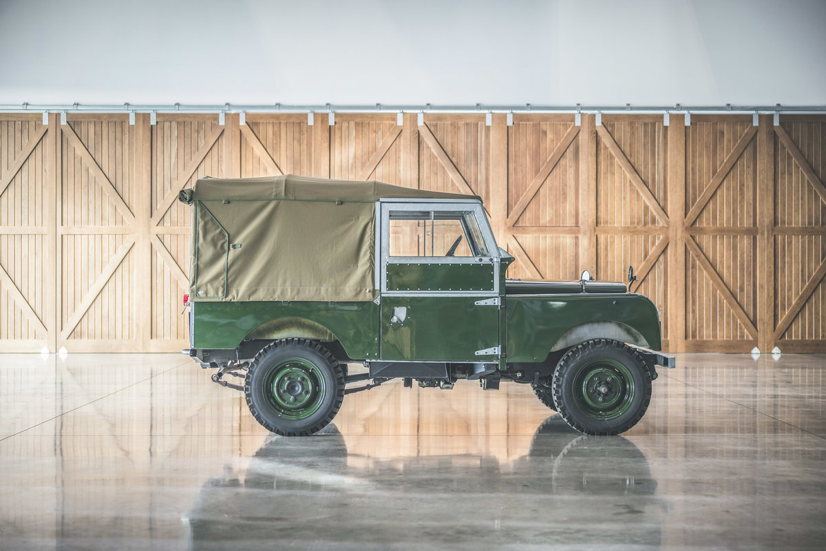 1958 Land Rover Series One 88 For Sale (picture 3 of 6)