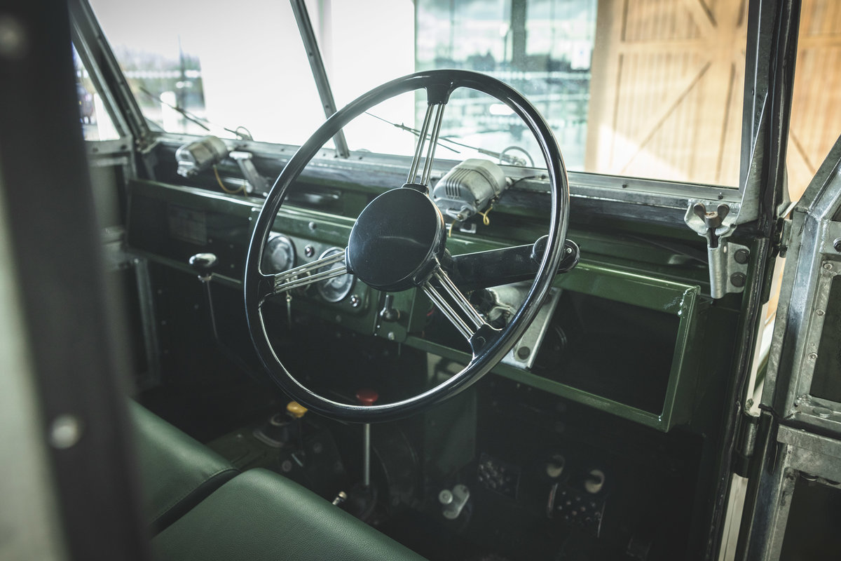 1958 Land Rover Series One 88 For Sale (picture 4 of 6)