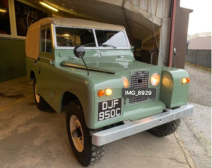 Picture of 1965 Land Rover® Series 2a SOLD SOLD