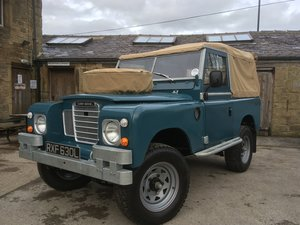Picture of 1973 Land rover Series 3 For Sale