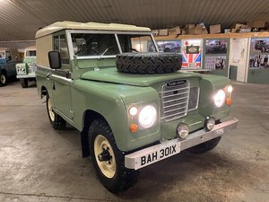 Picture of 1982 Land Rover® Series 3 SOLD SOLD