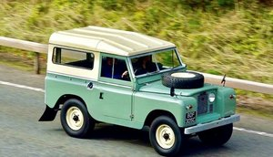 Picture of 1965 Land Rover Series 2a Nut & Bolt Galvanised chassis For Sale