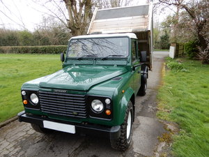 Picture of 2005 Land Rover Defender 110 Tipper SOLD