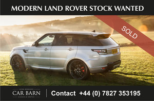 Picture of 2010 Modern Land Rover Stock Wanted For Sale