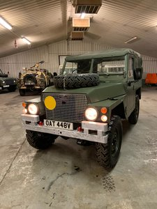 Picture of 1980 Land Rover® Lightweight SOLD SOLD