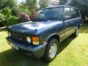 Picture of 1995 Range Rover Classic Vogue LSE For Sale
